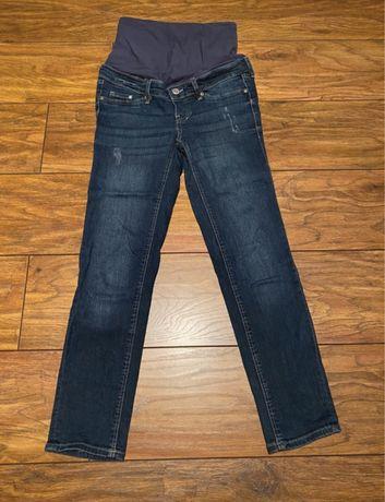 Spodnie jeansy ciążowe rozmiar 34 H&M