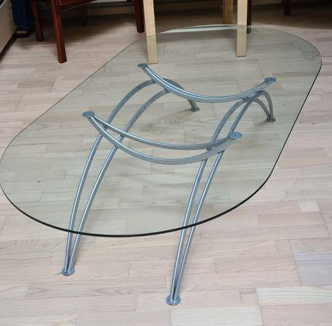 stoilk szklany kawowy