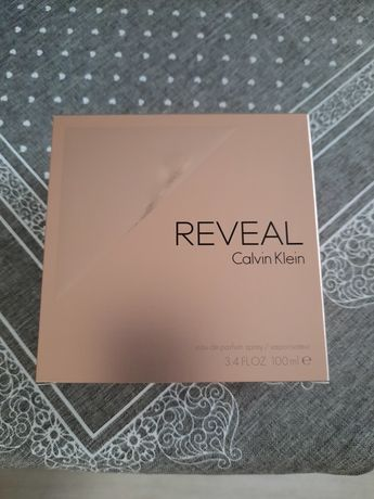 Calvin Klein Reveal perfumy 100 ml
