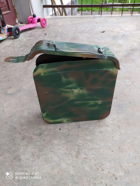 Продам ящик для пулеметной ленты Максим