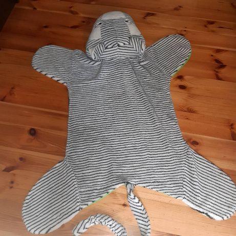 большой коврик тигр