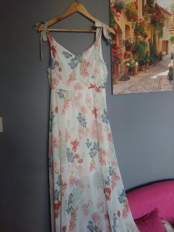 Długa letnia sukienka Orsay