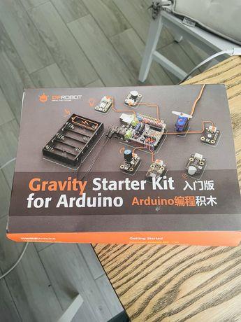 Gravity Starter Kit for Arduino from DF ROBOT