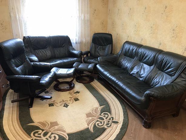 Шкіряні дивани