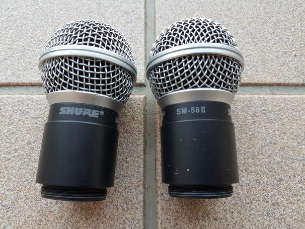 Shure SM 58 główka