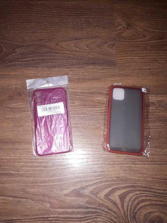 Продам (3 чехла) на Iphone 11
