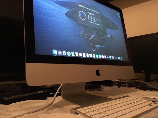 """Apple iMac 27"""" retina, 8GB RAM, 4TB Disco, Como Novo"""