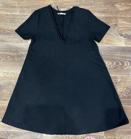 Zara платье трапеция
