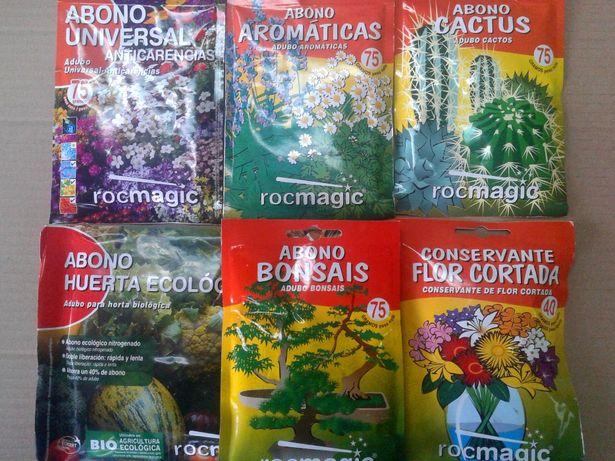 Fertilizantes | Universal, Suculentas, Bonsais, Aromáticas e Biológico