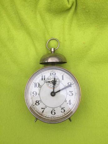 Старинные часы.Будильник.Часы.Франция.