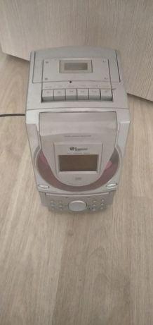 Магнитола CD кассетная