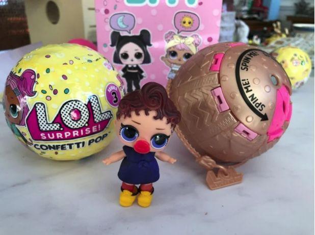 Кукла LOL Gold Шар ЛОЛ 5 серия САМОВЫВОЗ