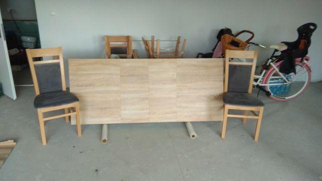 Stół rozkładany z Agata meble 6-cio miesięczny