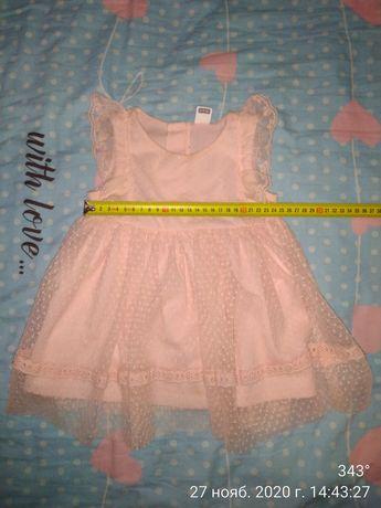 Детское платье. LC WALKIKI