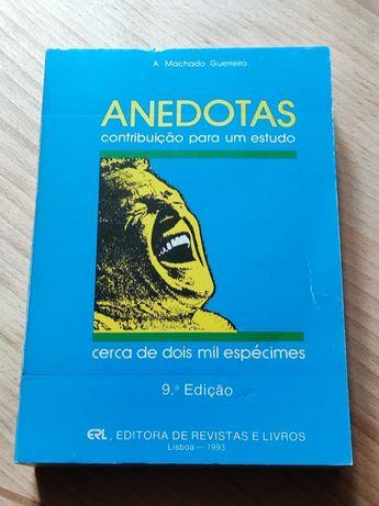 Anedotas, Contribuição para um estudo - De A. Machado Guerreiro