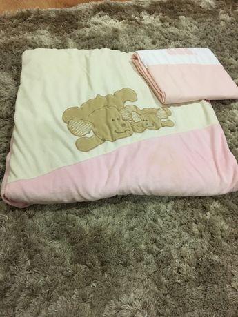 Edredões cama bebe