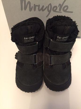 Buty buciki dziecięce mrugała 23
