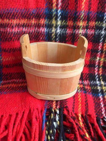 Drewniany SZAFLIK Hand Made - Cepelia