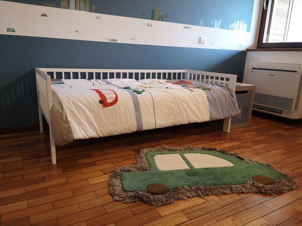 Cama criança IKEA com colchão