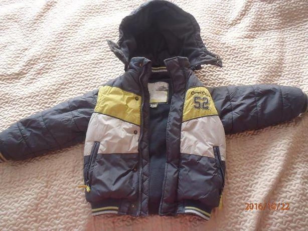 Kurtka zimowa chłopięca Cool Club r.104