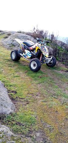 Ltz 400 mota 2002