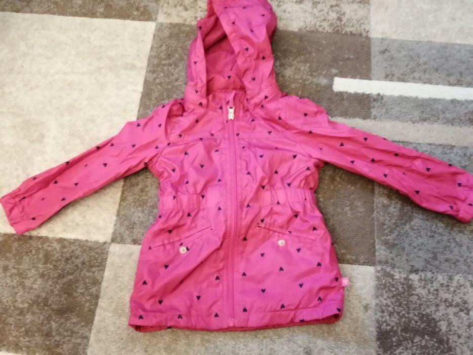 Różowa kurtka wiosenno-jesienna 104 Bielsko-Biała - image 1