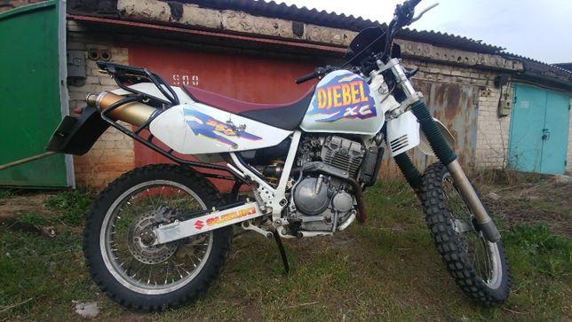 Продам эндуро мотоцикл Suzuki Djebel 250