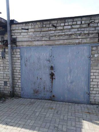 капитальный гараж, район совхозной