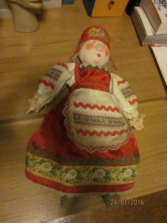 boneca de pano Russa