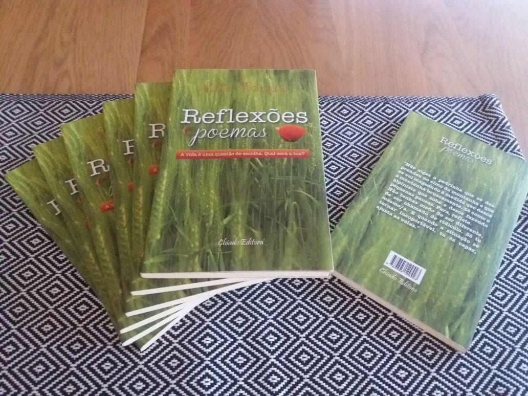 Livro Reflexões e Poemas de Rute Marques