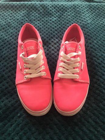 Buty Vans Różowe
