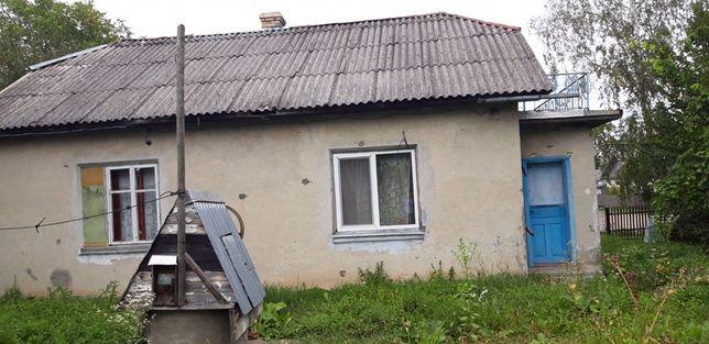 ТЕРМІНОВО! Цегляний будинок у с.Довгий-Войнилів