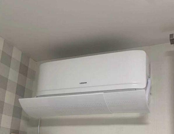 Дефлектор отражатель воздуха шторка на кондиционер в офис