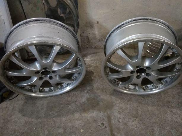 Диски R18 5x100 4шт! Subaru, VW, Toyota, Skoda,Seat,Audi