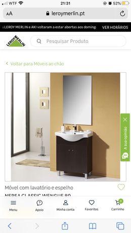 Movel wc como novo