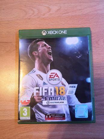 FIFA 18 Xbox One S, Nie Porysowana