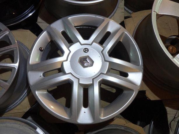 Диски 5x108 / 4x108 R17 original Renault Kangoo / Megane / Fluence