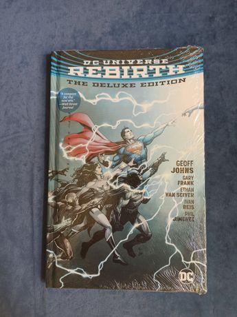 Комикс DC Universe