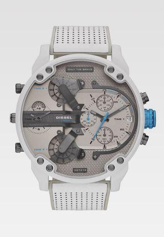 Zegarek Diesel MR. DADDY 2.0 White Biały