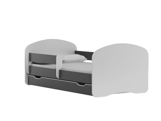 Łóżeczko dziecięce łóżko dla dziecka łóżko młodzieżowe 160cm/80cm