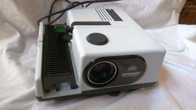 Projector Slides Braun Novamat E130 Autofocus