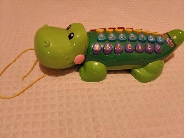 Sprzedam Interaktywny Literkowy Krokodyl
