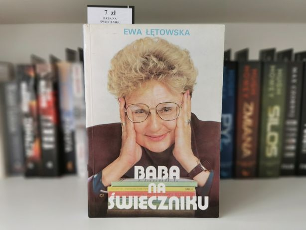 Baba na świeczniku - Ewa Łętowska