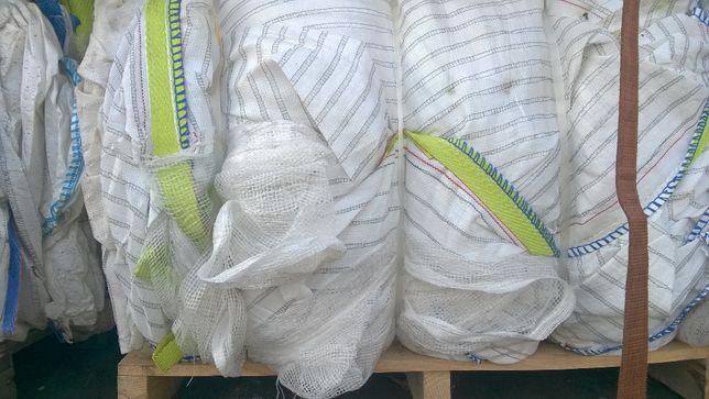 Worki Big Bag ! Do Ziemniaków Cebuli ! 1250 Kg ! 95/95/190 cm