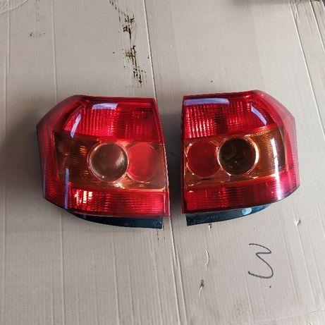 Lampy tylne Toyota Corolla E12 lift 04-07 hatchback