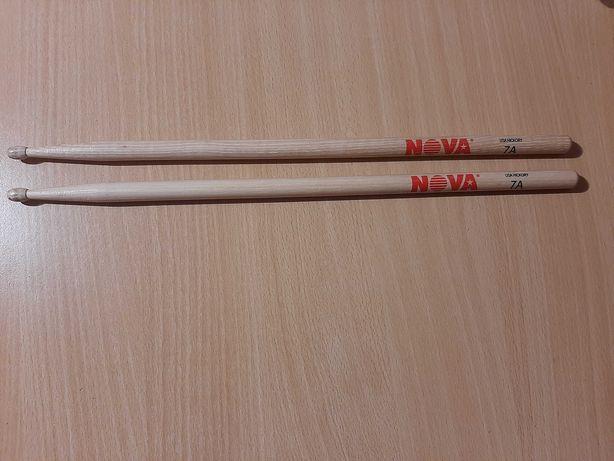 Pałki perkusyjne NOVA USA Hickory 7A