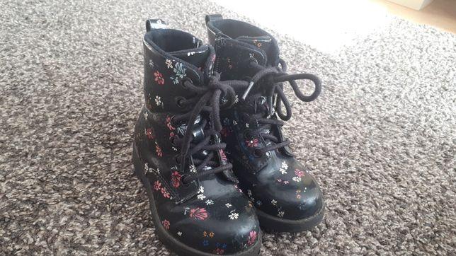 Dziewczęce buciki r 25