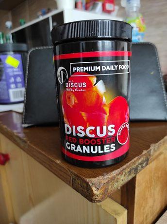 Red Booster Granules - pokarm dla ryb, granulat