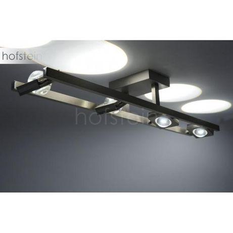 Nowoczesna lampa LED RGB pilot smartfo Paul Neuhau Q-FISHEYE 6556-55