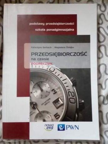 Podręcznik Przedsiębiorczość na czasie